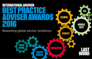 Best Practice Adviser Awards 2016