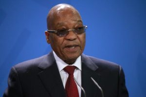 Jacob Zuma in the news - Cabinet Reshuffle